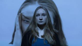 Gina Bernhoft Gørvell spelar rolla som Hedvig i Villanda, som blir direktestrøyma frå Det Norske Teatret. Foto: Pernille Sandberg.