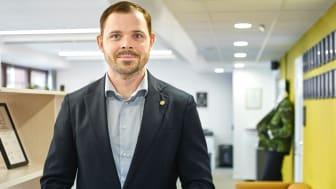 Mikael Karlsson, VD & grundare på Military Work