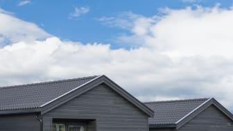 Mange norske boligeiere fyrer for kråkene (Illustrasjonsfoto: Enova)