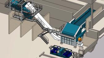 Västervik köper från BMH Technology till sin nya avfallsanläggning