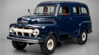 Ford f1 Ranger 1949