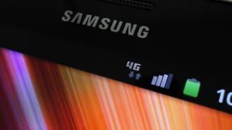 Sverige först i Europa med 4g-mobil och 4g-surfplatta