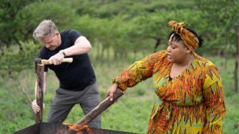 Gordon Ramsay i Sydafrika