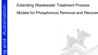 C-rapport: Extending Wastewater Treatment Process Models for Phosphorous Removal and Recovery