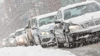 Pas på i trafikken – 372.000 biler på sommerdæk