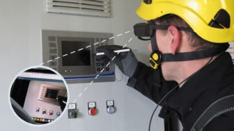 XMReality Remote Guidance to be used by Iristick smart glasses
