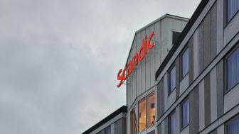 Scandic Arlandastad har öppnat sina dörrar.
