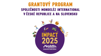 Grantový program společnosti Mondelēz International v České republice a na Slovensku