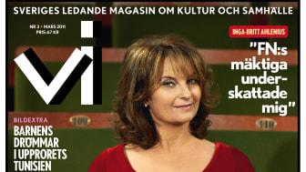 """Susanne Reuter: """"Självkänslan kommer av sig själv när man närmar sig 60."""""""