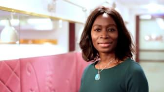 Nyamko Sabuni, hållbarhetsdirektör på ÅF AB