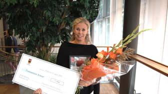 Pernilla Björnberg, Brickebackens skola