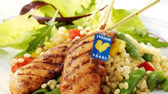 Sveriges konsumenter alltmer medvetna om vad de äter: 8 av 10 föredrar kyckling från svenska gårdar