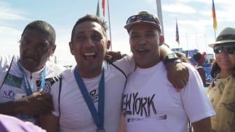 Discovery World Triathlon Cape Town 2014