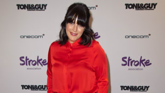 Anna Richardson calls on residents in Leicester to take a Step Out for Stroke