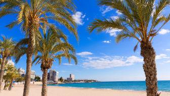 Alicante-Costa Blanca- Spanien
