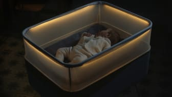 Ny teknologi kan få den lille til at sove hurtigere