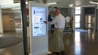 Procon DigitalResepsjon øker effektiviteten i besøksmottaket