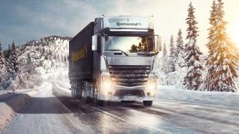 Pressfoto: Continental Däck Sverige