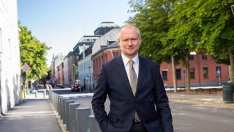 EIendom Norge-direktør Henning Lauridsen. Foto: Johnny Vaet Nordskog.