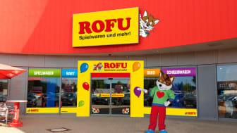 Am 24.09. eröffnet ROFU Kinderland seine neue Filiale im Auerbach Center Eschweiler.