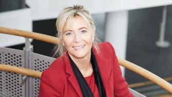 Hélen Elf Eriksson, Sundbybergs stadsdirektör talar på Fastighetsmässan