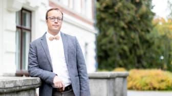Toimitusjohtaja Antti Harjunpään luotsaama Platform of Trust on osa Vastuu Groupia. Kuva: Rami Marjamäki/Presser Oy