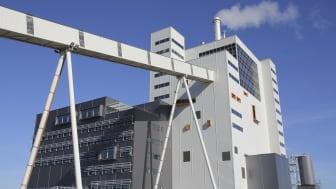 Örtoftaverket, biokraftvärmeverk utanför Eslöv