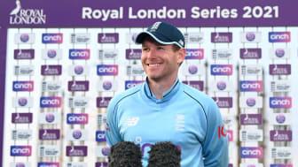 England ODI Captain Eoin Morgan (ECB - Getty Images)