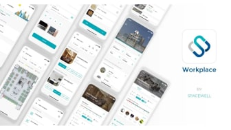 Spacewell Releases New App for the Hybrid Workplace