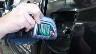 Mums för bränslesystemet