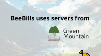 BeeBill uses servers from Green Mountain