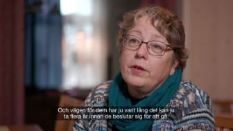 Roks kvinnojoursfilm (4 min)