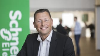 Niels Svenningsen skal stå i spidsen for Schneider Electric i Norden og Baltikum