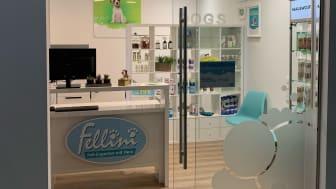 Ein Blick in den neuen Fellini-Salon, der am 17.Mai im Fressnapf-Markt Schwelm eröffnet (Foto: privat)