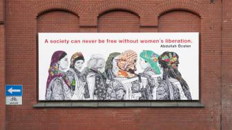 «Rojava: The Women's Revolution» (2020) av Gelawesh Waledkhani. Foto: Kulturbyrået Mesén.