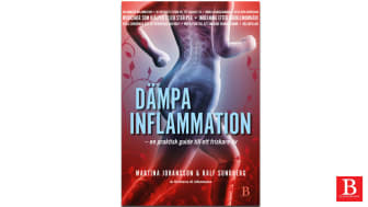 Dämpa inflammation – en praktisk och lättillgänglig guide till ett friskare liv