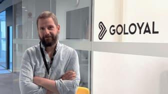 Björn Bjärbo, VD för Goloyal