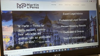 Martin & Perez. Fake law firm deliberately targeting people who have already been scammed out of thousands of pounds