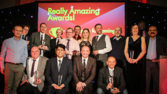 Oxford Bus Company Really Amazing Awards 2020 winners