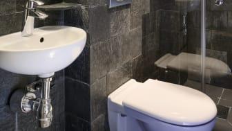 Rex Hotel - Private bathroom