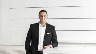 Hans-Jürgen Kalmbach CEO Hansgrohe