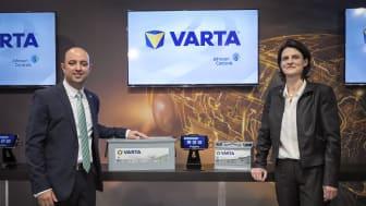 Avancerad teknologi stärker VARTA®s produktportfölj för att möta ökade marknadskrav