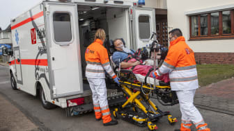 Falck extends ambulance services in Potsdam-Mittelmark