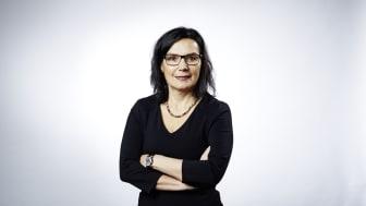 Präsidentin der HdWM: Prof. Dr. Perizat Daglioglu.