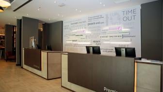 Premier Inn Leipzig City Oper - Empfangsbereich