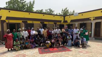 Das Maison Gerlach für 30 Waisenkinder in Dabo, Burkina Faso. Bild: Starke Kinder e.V.