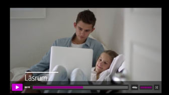 Riksbyggen satsar på TV-reklam och rörlig media