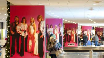 Arlanda + Abba The Museum = Sant!