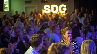 SDG live! på Smådalarö Gård bjuder i sommar på artister som Kleerup och Anders Wendin.