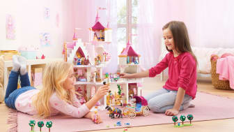 Macht Märchen wahr: Das PLAYMOBIL-Prinzessinnenschloss